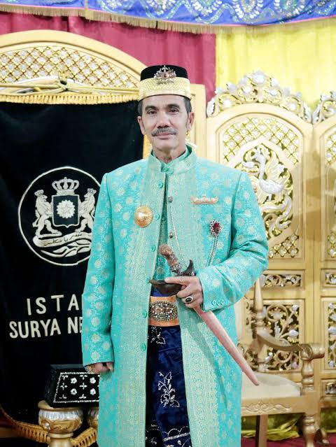Raja Sanggau : Pendopo Makam di Mengkiang yang Ambruk Segera Dibangun Kembali