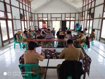 Penambahan Parameter Terkait Pelaksanaan Bantuan Langsung Tunai Dana Desa (BLT DD) di Kec. Jangkang