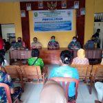 Penyaluran BLT- DD Desa Entikong Kecamatan Entikong