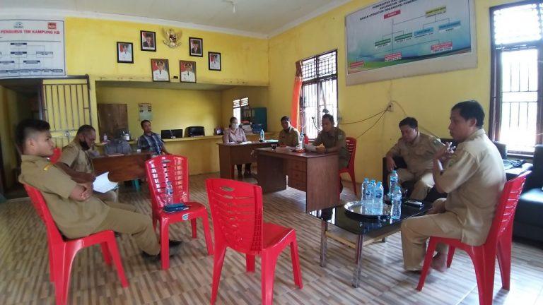 Sosialisasi Kegiatan Desa Fokus tahun 2020 di Desa Riyai Kec. Tayan Hulu