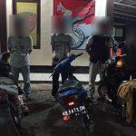 Balap Liar di Bulan Ramadan, Empat Remaja di Razia Polsek Tayan Hilir Polres Kapuas Hulu