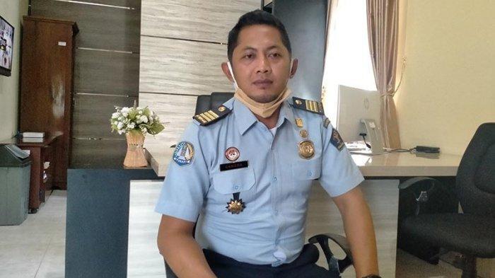 Imigrasi Kelas II TPI Sanggau Lakukan Pembatasan PelayananDitengah Pandemi Covid-19