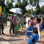 Danrem 121/Abw, Brigjen TNI Ronny Kunjungan Kerja ke Kodim Sanggau