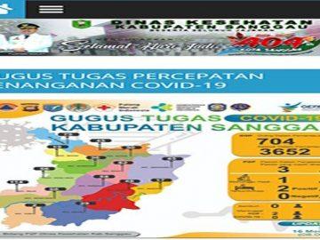 PDP Bertambah 1 Orang, Pasien Jalani Isolasi di RSUD M Th Djaman Sanggau