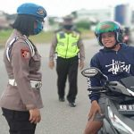Polres Sanggau Sebut Kesadaran Masyarakat Sanggau Gunakan Masker Semakin Baik