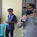 Ucap Duka, Kapolres Sanggau Hadiri Pemakaman Almarhum Aipda Maidin