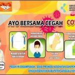 Plt Kepala Dinas Kesehatan Kabupaten Sanggau Ginting: Ayo Bersama Cegah Covid-19