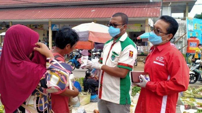 Stok Darah PMI Sanggau Menipis, Ketua Pemuda Katolik Imbau Pengurus dan Kadernya Berdonor