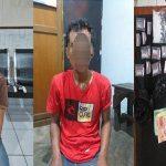 BREAKING NEWS - Hendak Kirim Sabu dari Pontianak ke Sanggau, Dua Pria Ini Diringkus Polda Kalbar