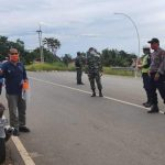Cegah Covid-19, PT ICA Bagikan 1000 Masker Kepada Warga di Tayan Hilir Sanggau