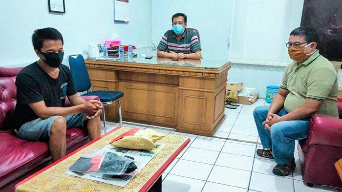 Penghuni Lapas Kelas II A Pontianak Kendalikan Tangkapan Sabu 800 Gram? di Kembayan Sanggau
