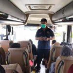 Malaysia Deportasi Ratusan Pekerja Migran Indonesia Melalui PLBN Entikong,Berikut Asal Daerahnya