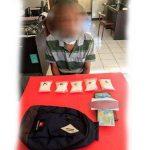 BREAKING NEWS - Bawa Narkoba Jenis Sabu Setengah Kilo, MS 37 Tahun Dibekuk Polisi di Sanggau Kalbar