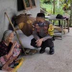 Kegiatan Sambang Brigpol Billy Desakara di Desa Kenaman