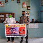 Polsek Toba Laksanaan Kegiatan Himbauan Kepada Masyarakat Terkait Saber Pungli