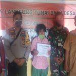 Penyaluran Bantuan Langsung Tunai Dana Desa (BLT-DD) Desa Sungai Kembayau di Kecamatan Meliau