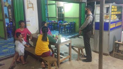 Pelaksanaan Kegiatan Patroli BNP, Bepadah dan Pengecekan Perkantoran Objek Vital oleh Anggota Polsek Toba