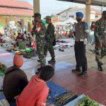 Kompak, TNI-Polri Intensif Sosialisasikan New Normal