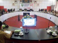 Kapolres Sanggau Hadiri Rapat Terkait Pemberlakuan New Normal di Kabupaten Sanggau