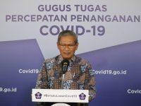 [Update] - Sebanyak 609 Kasus Positif Baru, Total Penderita COVID-19 Capai 27.549 - Berita Terkini