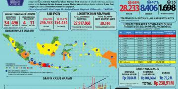 Infografis COVID-19 (3 Juni 2020)