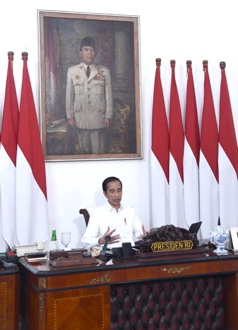 Presiden: Lakukan Pelacakan Lebih Agresif dengan Gunakan Teknologi Telekomunikasi - Berita Terkini