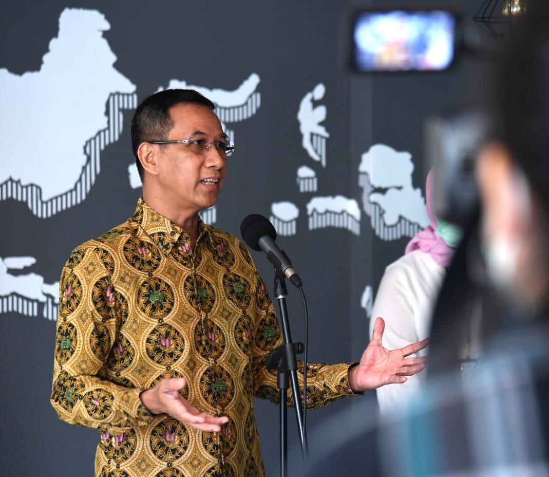 Istana Kepresidenan Terapkan Adaptasi Kebiasaan Baru - Berita Terkini