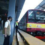 Tinjau Stasiun Manggarai, Ketua Gugus Tugas: Kepatuhan Masyarakat Meningkat - Berita Terkini