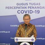 Kasus Positif COVID-19 Melesat Naik 1.241, Total 34.316 - Berita Terkini