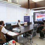 Ketua Gugus Tugas Nasional Resmikan Fasilitas Isolasi dan Observasi Penyakit Infeksi di Lamongan - Berita Terkini