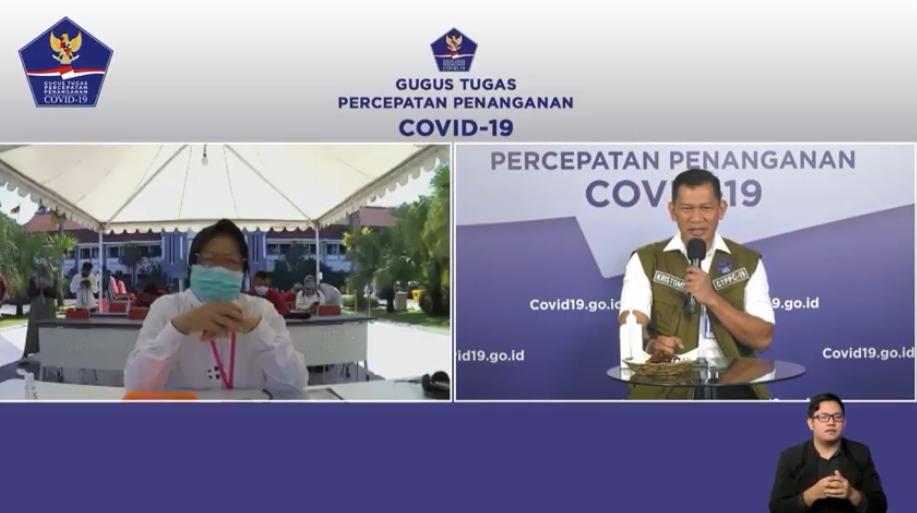 Risma: Pengawasan Ketat Membuat Kecenderungan Kasus COVID-19 di Surabaya Turun - Berita Terkini