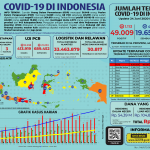 Infografis COVID-19 (24 Juni 2020)