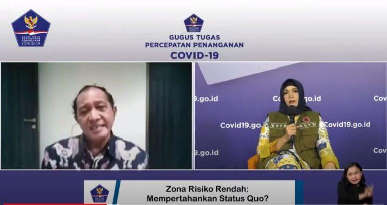 Kesadaran Masyarakat dan Kontrol Pemerintah Daerah Jadi Kunci Penanganan COVID-19 di NTT - Berita Terkini