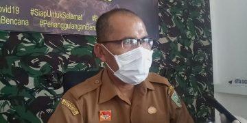 Ginting : Dua OTG di Kabupaten Sanggau Dinyatakan Sembuh