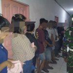 Tim gabungan amankan puluhan warga di Sanggau