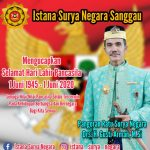 Raja Sanggau : Semangat Kesaktian Pancasila Harus Digelorakan