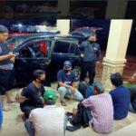 Tim Gabungan Polsek Tayan dan Batang Tarang Amankan Kawanan Pelaku Hipnotis