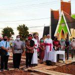 Wisma Keuskupan Sanggau Telah Dimulai Pembangunannya