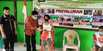 Penyaluran Bantuan Langsung Tunai Dana Desa, Desa Janjang Kec. Tayan Hulu