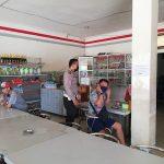 Kegiatan Ops Kotinjensi Aman Nusa II Pencegahan dan Penaggulangan COVID 19 dalam New normal Polsek Tayan Hulu