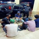 Polisi Amankan Terduga Pelaku Penipuan Dengan Modus Hipnotis di Simpang Ampar Tayan