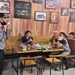 Polres Sanggau Lakukan Patroli Pencegahan Covid-19, Menuju Sanggau New Normal