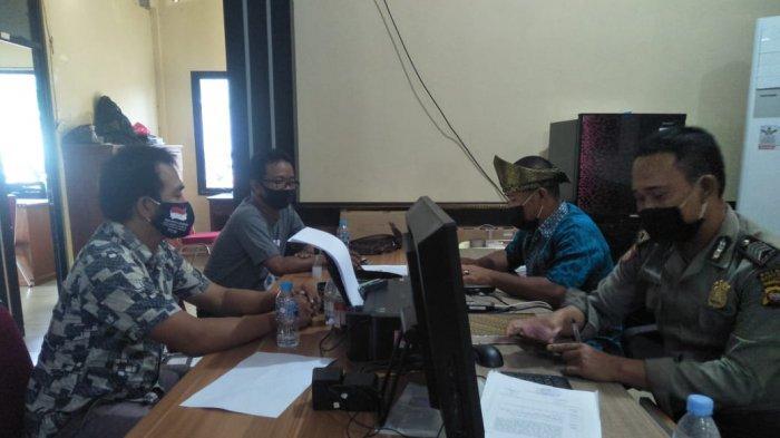 Dua Organisasi Wartawan di Sanggau Adukan Sejumlah Akun Facebook ke Polres Sanggau