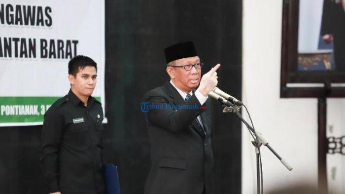 BREAKING NEWS - Sutarmidji Umumkan Kabar Baik, 7 Pasien Covid-19 Sembuh Terbaru dari Sanggau & KKR