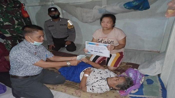 Kades Binjai:106 Warga Desa Binjai Tayan Hulu Terima BLT DD