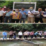 HPI Agro Salurkan 10 Ribu Bibit Ikan Nila untuk Bumdes Desa Sejotang Sanggau