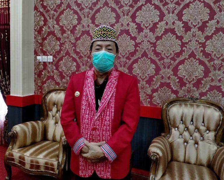 Ketua DAD Kabupaten Sanggau: Gawai Dayak di Tiadakan! Tetapi Ritual Adat Nosu Minu Podi Tetap Dilaksanakan