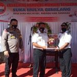 Bupati Sanggau Launching Desa Tangguh Suka Mulya Gemilang