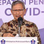 Yuri: Prosentase Kesembuhan Pasien COVID-19 di 13 Provinsi Lampaui Rata-Rata Global - Berita Terkini