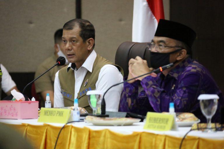 Ketua Gugus Tugas Puji Penanganan COVID-19 Berbasis Kearifan Lokal di Maluku Utara - Berita Terkini